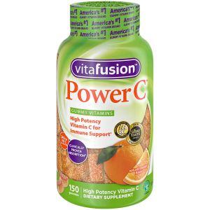 Vitamin C Gummy Vitafusion