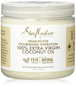 Coconut Oil Shea Moisture