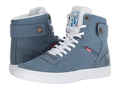 Levi's Button Your Fly501 blue