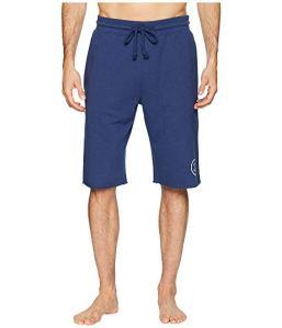 Blue Sweat Shorts Men's