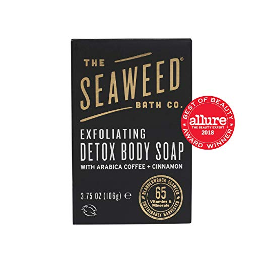 Detox Body Soap Seaweed Bath Co.