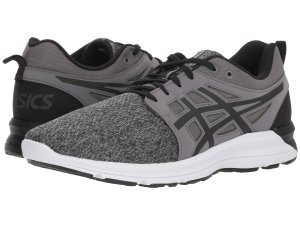 Grey Running Shoes Asics