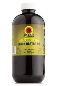 Black Castor Oil Tropic Isle Living