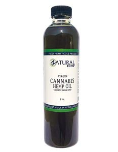 Zatural Anti-Inflammatory Hemp Oil