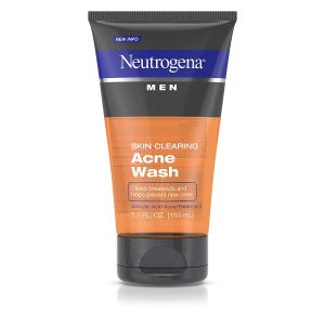 Face Wash Acne Men's