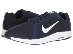 Blue Nikes Running Shoes