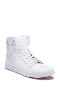 Supra Sky Top Sneaker white