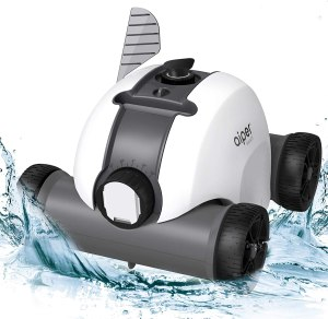 robotic pool cleaners aiper smart cordless
