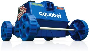 aquabot aprvjr pool rover junior