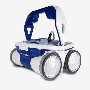 aquabot x4 in ground robotic pool cleaner