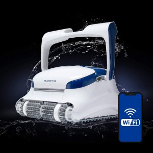 dolphin sigma robotic pool cleaner