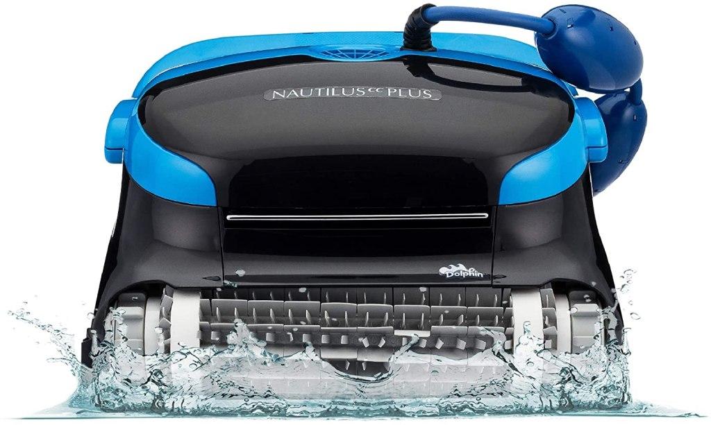 robotic pool cleaners dolphin nautilus