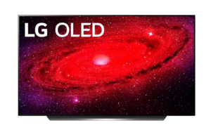 lg cx series oled tv