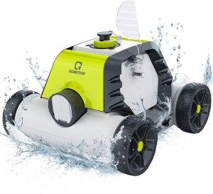 robotic pool cleaners ot qomotop robotic