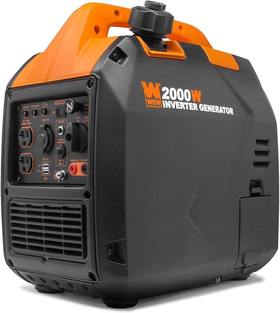 WEN Super Quiet 2000-Watt Portable Inverter Generator