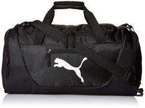 Black Duffel Bag Gym Puma
