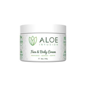 Aloe Infusion Body and Face Moisturizer