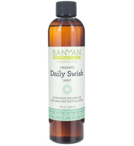 Ayurvedic Oil for daily swish