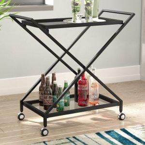 bar carts ivy wayfair