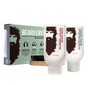 Billy Jealousy 3-Piece Beard Envy Set, best beard grooming kit