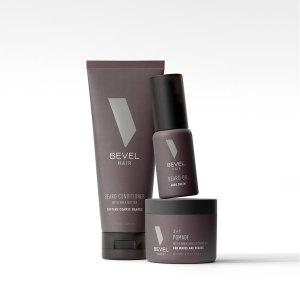 Bevel Beard Gang Bubble, beard grooming kit
