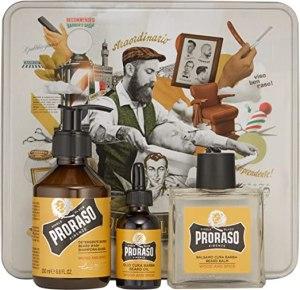 Proraso Beard Care Set, beard grooming kit