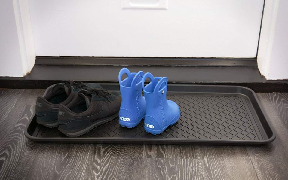 best shoe mat boot tray