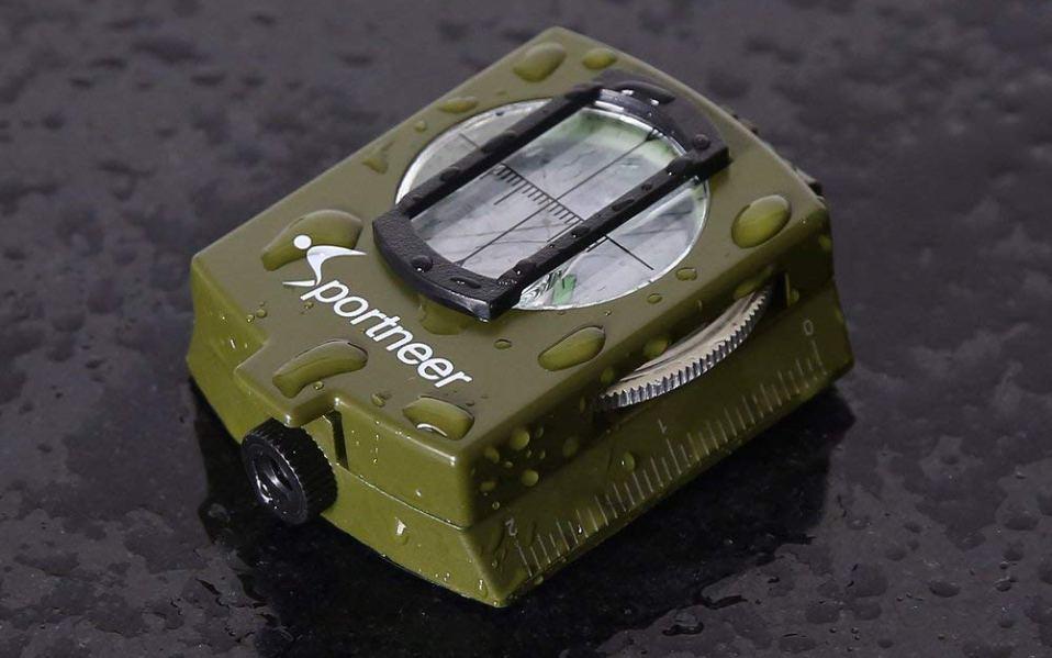 best compass outdoors waterproof