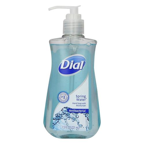 best antibacterial hand soap Dial Liquid Hand Soap in Spring Water