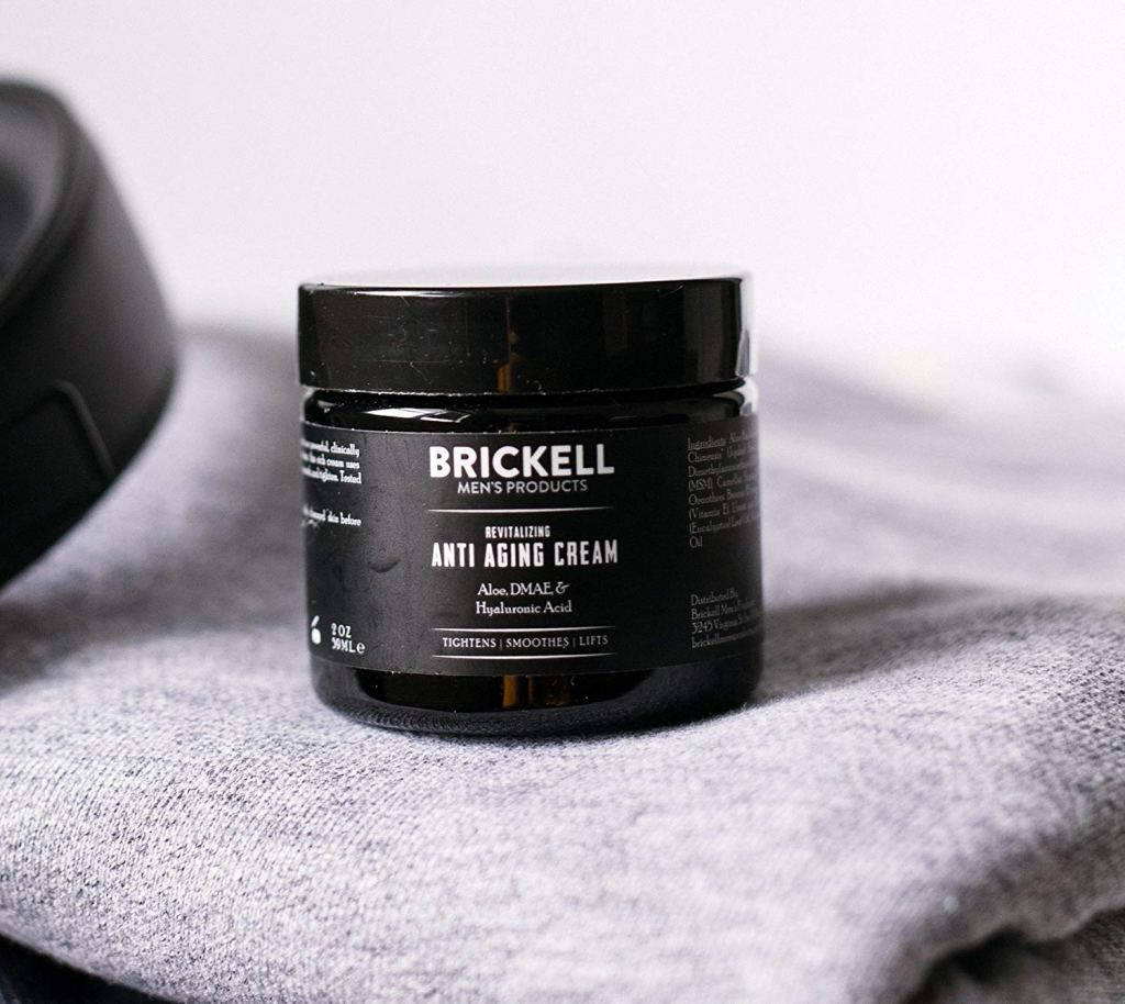 Brickell Men's Revitalizing Anti-Aging Cream