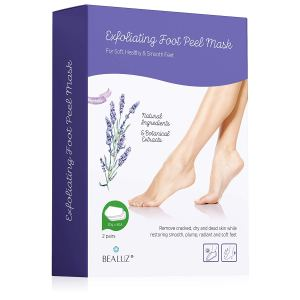 how to get rid of calluses foot mask