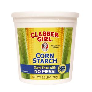 how to get rid of mold clabber girl corn starch