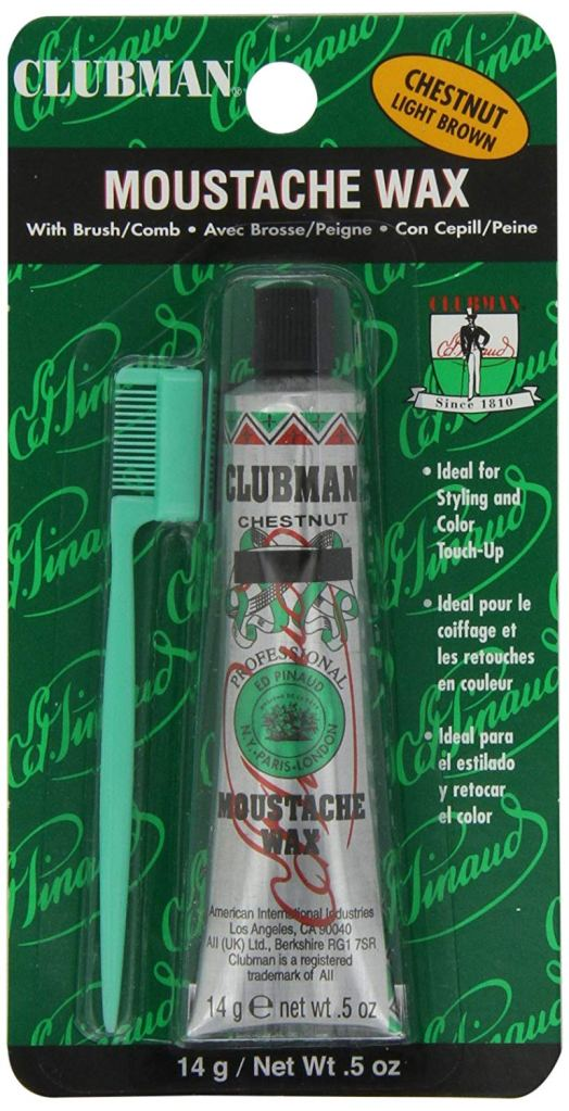 Clubman Moustache Wax