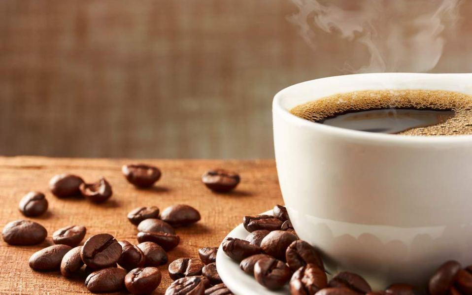 flavored coffee in mug