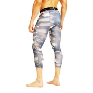 COOLOMG Compression Pants Running Tights