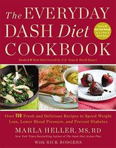 dash diet recipes everyday cookbook