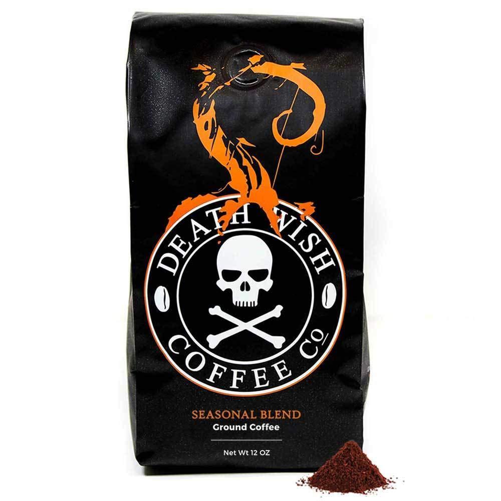 Death Wish Coffee Pumpkin Spice