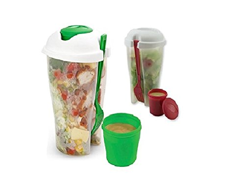 Dependable-Fresh-Salad-to-Go-Container-Set-Amazon