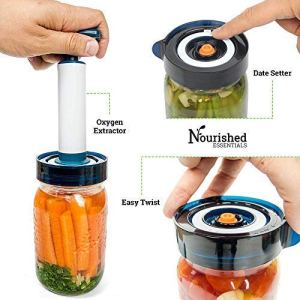 how to ferment vegetables lids