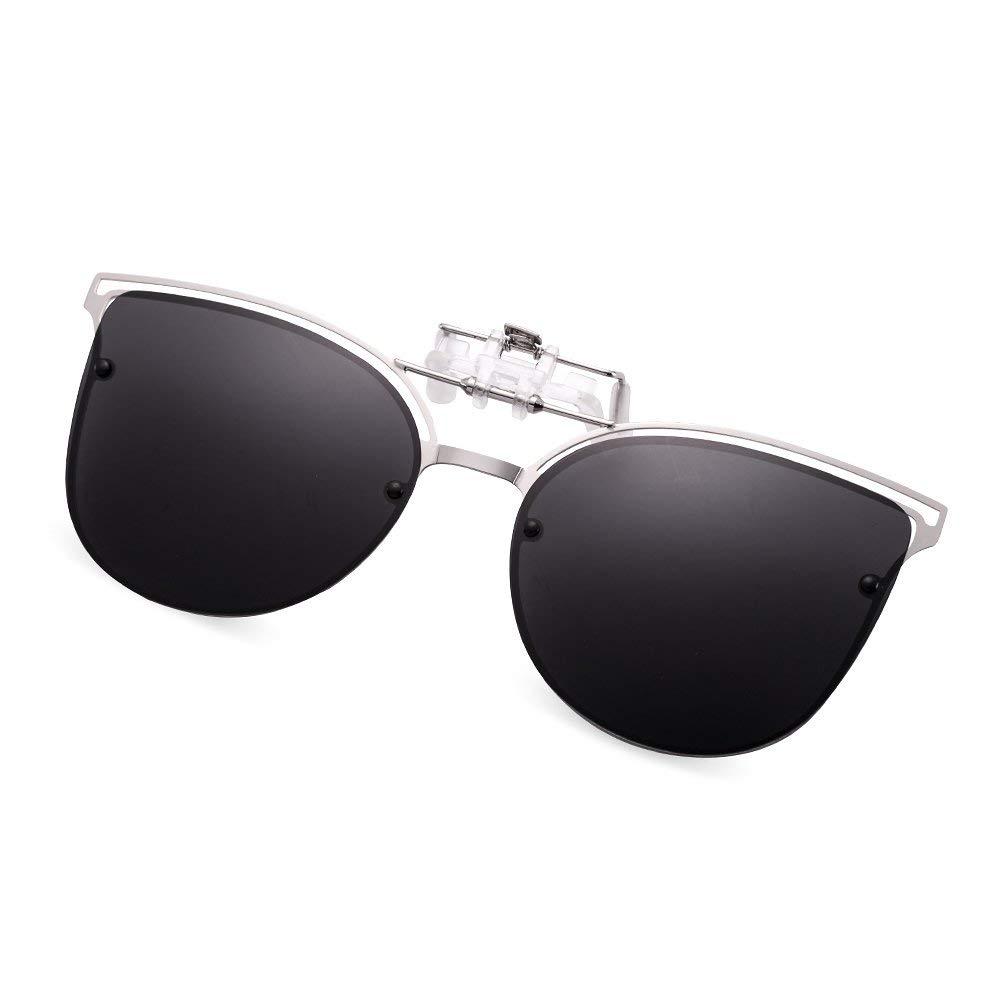 Flip Up cat eye sunglasses