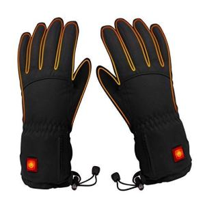 heated gloves paxcess sport rechargeable