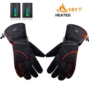 heated gloves rtdep rechargeable