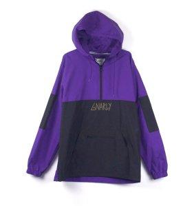 Gnarly purple jacket