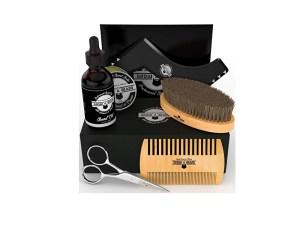 Grow A Beard 6-in-1 Beard Grooming Kit