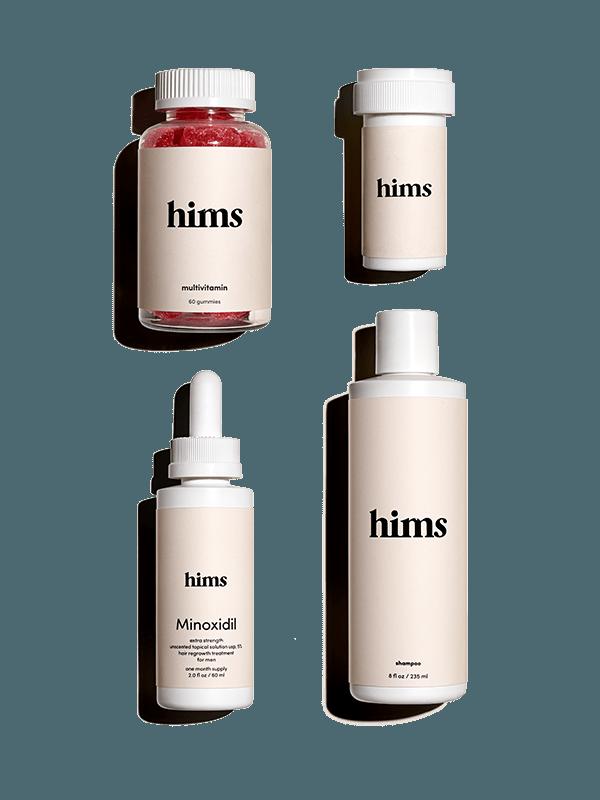 For Hims Hair Loss Kit