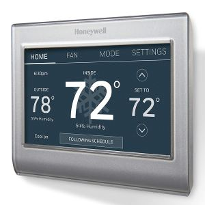 Honeywell/Resideo Smart Color Programmable Thermostat, nest smart thermostat alternatives