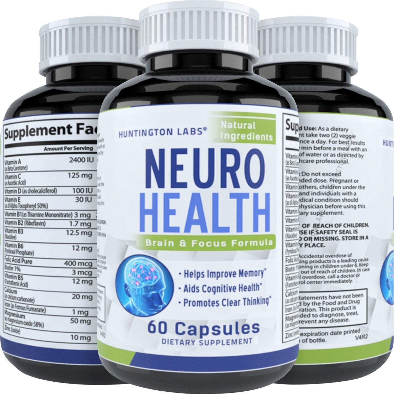 Huntington Labs NeuroHealth
