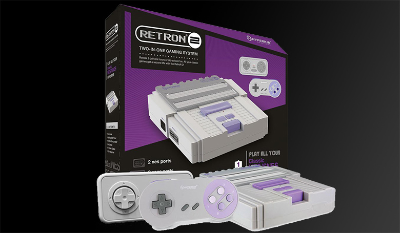 Hyperkin RetroN 2 Gaming Console for