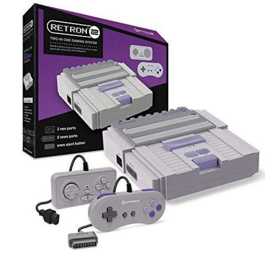 Hyperkin RetroN 2 Gaming Console for SNES/NES