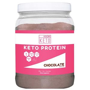 keto protein powder kiss my chocolate